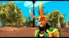 Loki for GTA San Andreas rear-left view