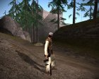 Талибский армеец v9 for GTA San Andreas left view