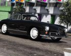 1955 Mercedes-Benz 300SL Gullwing 2.4 для GTA 5 вид слева