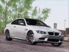 BMW M3 E92 2008 (HQ) for GTA San Andreas