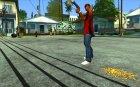 Настоящие гильзы (3D гильзы) for GTA San Andreas rear-left view