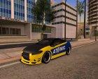 Maibatsu Penubra Tunable GTA V HQLM for GTA San Andreas top view
