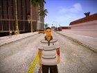 Aztec 2 (GTA V) for GTA San Andreas left view