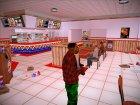 CJ 2014 (скин-презентация) для GTA San Andreas вид слева