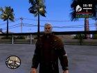 Old Man Logan для GTA San Andreas вид сзади слева