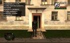"""Дегтярёв в комбинезоне """"СЕВА"""" из S.T.A.L.K.E.R для GTA San Andreas вид сверху"""