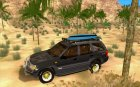 Jeep Grand Cherokee 2005 for GTA San Andreas left view