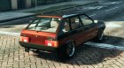 VAZ 2109i (Lada Samara) for GTA 5 rear-left view