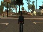 Полицейский из GTA 3 для GTA San Andreas вид сверху