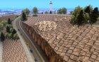 Каменная гора for GTA San Andreas rear-left view