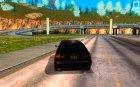 Honda Civic EG6 for GTA San Andreas rear-left view