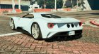 2017 Ford GT for GTA 5 rear-left view