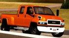 GMC Topkick C4500 for GTA San Andreas rear-left view