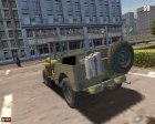 Jeep Willys для Mafia: The City of Lost Heaven вид сверху