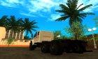 Урал NEXT NEO для GTA San Andreas вид сверху