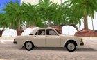ГАЗ 21-10 Волга Прототип для GTA San Andreas вид изнутри