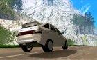 ВАЗ-2112 поврежденная for GTA San Andreas top view