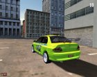 Mitsubishi Lancer Evo 7 (Brian O'connor) for Mafia: The City of Lost Heaven rear-left view