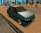 1995 Peugeot 306 for GTA San Andreas rear-left view