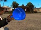 Синяя кружка for GTA San Andreas back view