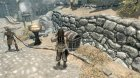Elewin Real Sunglasses для TES V Skyrim вид сзади