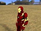 Железный человек mark 46 Противостояние v2 для GTA San Andreas вид сверху