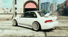 Subaru Impreza 22B Street Stanced for GTA 5 left view