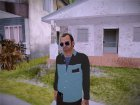 Trevor V3 HD GTA V для GTA San Andreas вид сверху