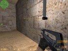 Пак оружия для удобной игры для Counter-Strike 1.6 вид сзади слева