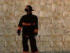 Реалистичная пожарная станция в СФ V2.0 для GTA San Andreas вид слева