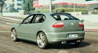 Seat Leon Cupra R 1M for GTA 5 rear-left view
