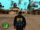 Толстовка с логотипом FIFA 15 for GTA San Andreas left view