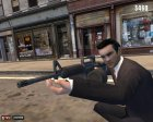 M4 Carbine for Mafia: The City of Lost Heaven rear-left view
