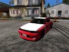 GTA 5 Cars Pack для GTA San Andreas вид сзади слева