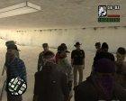 Государственные структуры и банды для GTA San Andreas вид изнутри