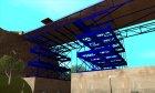 """Новые текстуры моста """"Золотые ворота"""" для GTA San Andreas вид сзади слева"""
