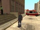 Поворот судьбы для GTA San Andreas вид сзади слева