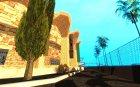 Новый стадион в Лос Сантосе for GTA San Andreas left view