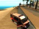 Ford Transit Скорая Помощь города Харьков для GTA San Andreas вид сверху