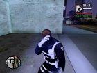 Nick Fury для GTA San Andreas вид сбоку