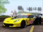 Chevrolet Corvette C7R GTE 2014 (Paintjobs Part 2) for GTA San Andreas left view