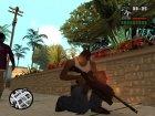 Пак качественного оружия для GTA San Andreas вид сзади