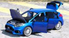 2016-2017 Ford Focus RS 1.0 for GTA 5 side view