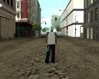 Rifa HD для GTA San Andreas вид сзади слева
