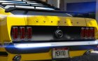 1969 Ford Mustang Boss 302 1.0 for GTA 5 rear-left view