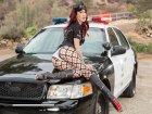 """Загрузочные экраны """"Сексуальные девушки и крутые Тачки"""" для GTA San Andreas вид сбоку"""