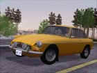 MG MGB GT (ADO23) 1965 IVF and АПП for GTA San Andreas