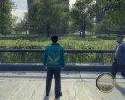 Green Vito & Jefferson Style for Mafia II rear-left view