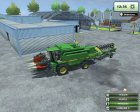John Deere 2058 V2 for Farming Simulator 2013 left view