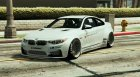 BMW M6 E63 WideBody v0.3 для GTA 5 вид слева
